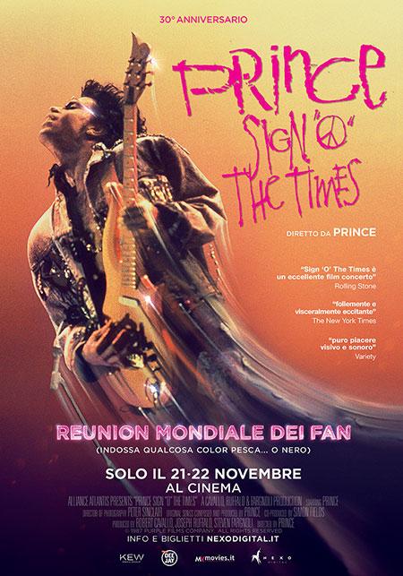 Prince sign o' the time